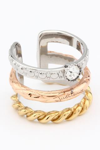 три кольца вместе